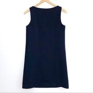 5dad729ff02 Theory Dresses   Denata Sleeveless Crepe Shift Dress Size 2   Poshmark